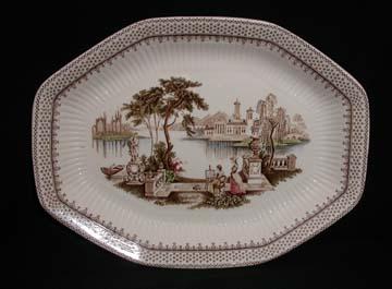 Adams Antoinette Platter