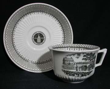 Adams Kings Landing Cup & Saucer