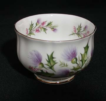 Royal Adderley Lochinvar Sugar Bowl - Small/Open