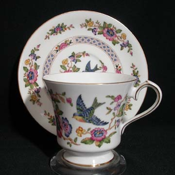 Aynsley Capistrano Cup & Saucer