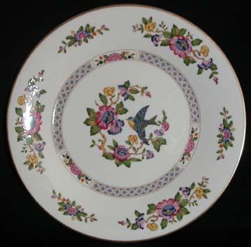 Aynsley Capistrano Plate - Dinner