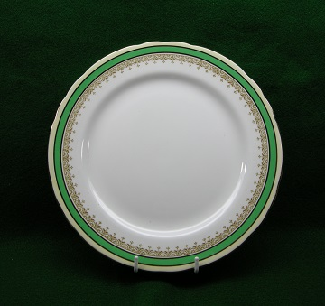 Aynsley Wendover - Green Plate - Salad