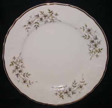 Bernadotte Blossom Plate - Dinner