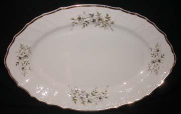 Bernadotte Blossom Platter