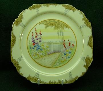 Paragon Garden Gate Plate - Salad