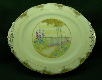Paragon Garden Gate Platter