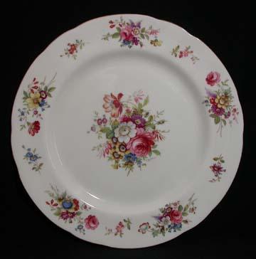 Hammersley Minuet 2991 Plate - Dinner