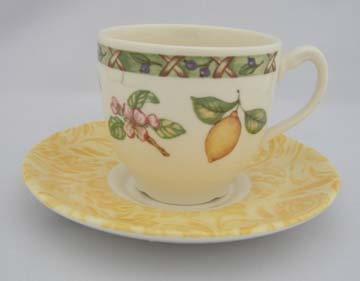 Johnson Brothers Arcadia Cup & Saucer
