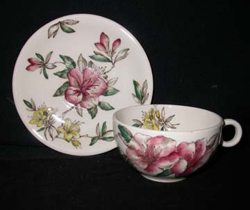 Johnson Brothers - Windsorware Azalea Cup & Saucer