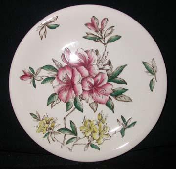 Johnson Brothers - Windsorware Azalea Plate - Dinner