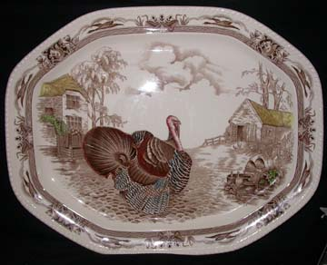 Johnson Brothers Barnyard King Platter