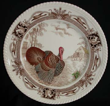 Johnson Brothers Barnyard King Plate - Dinner