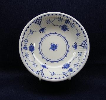 Johnson Brothers Denmark - Blue Bowl - Fruit Nappie