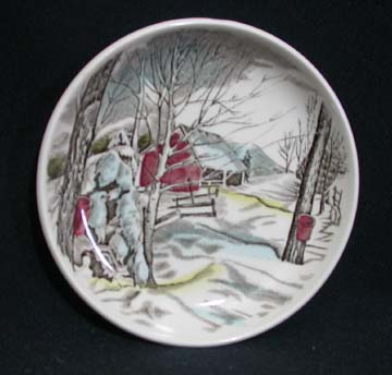 Johnson Brothers The Friendly Village Coaster - Sugar Maples