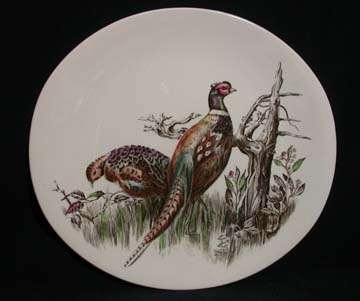 Johnson Brothers Game Birds Plate - Pheasant