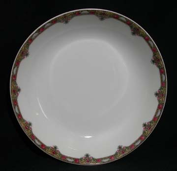 Limoges Pattern #2 Bowl - Low Soups