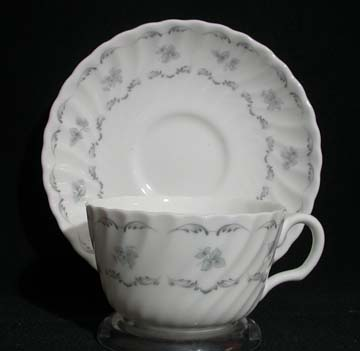 Minton Ariel  B1462 Cup & Saucer
