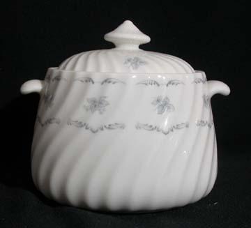Minton Ariel  B1462 Sugar Bowl & Lid