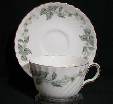 Minton Greenwich S-705 Cup & Saucer