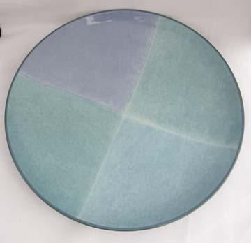 Noritake Colorwave Blue  8484 Platter - Chop