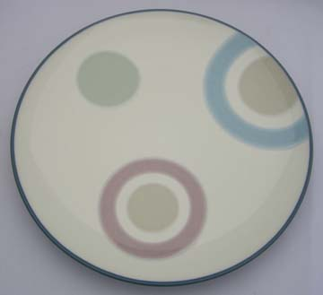 Noritake Colorwave Blue  8484 Plate - Salad