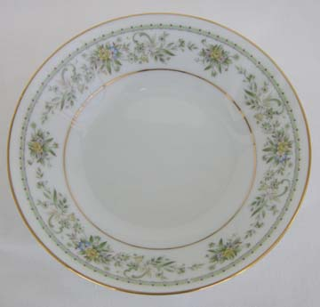 Noritake Green Hill 2897 Bowl - Fruit Nappie