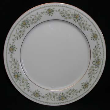 Noritake Green Hill 2897 Plate - Dinner
