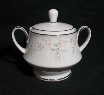 Noritake Holbrook 2994 Sugar Bowl & Lid