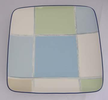 Noritake Java Blue  7994 Plate - Salad
