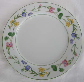 Noritake Meadowcrest  4034 Plate - Salad