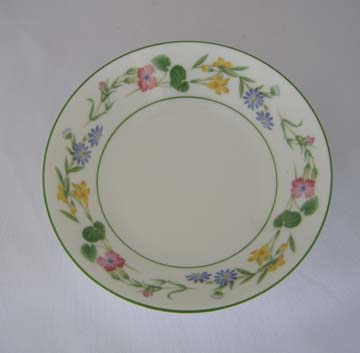 Noritake Meadowcrest  4034 Bowl - Fruit Nappie