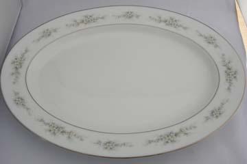 Noritake Melissa  3080 Platter