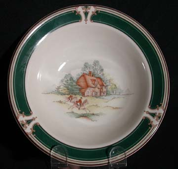 Noritake Pursuit #9170 Bowl - Cereal/Soup