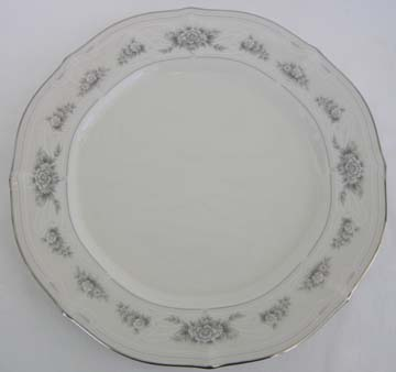 Noritake Southern Lace  7301 Plate - Dinner