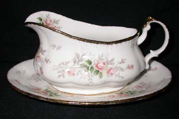 Paragon Affection Gravy Boat & Underplate
