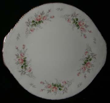 Paragon Affection Plate - Cake/Handled
