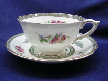 Paragon Tree Of Kashmir Cup & Saucer