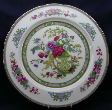 Paragon Tree Of Kashmir Plate - Dinner