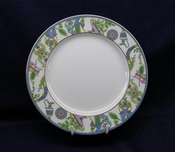 Mikasa Phoenician Palace Plate - Salad