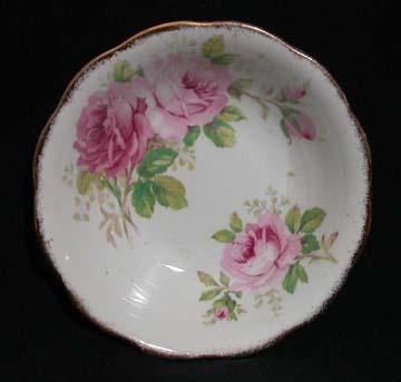 Royal Albert American Beauty Bowl - Fruit Nappie