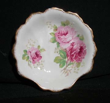 Royal Albert American Beauty Sweet Dish