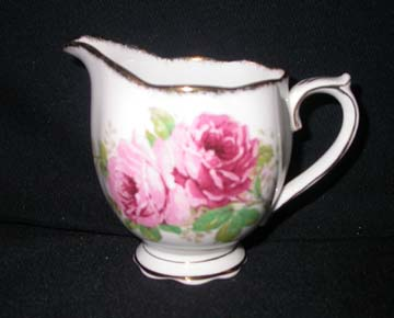 Royal Albert American Beauty Creamer - Large