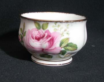 Royal Albert American Beauty Sugar Bowl - Small/Open