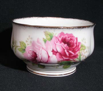 Royal Albert American Beauty Sugar Bowl - Large/Open