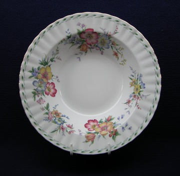 Royal Albert Constance Bowl - Soup/Rim
