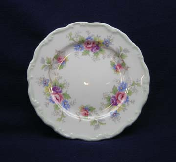 Royal Albert Colleen Plate - Bread & Butter