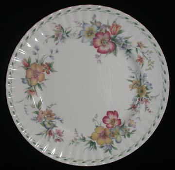 Royal Albert Constance Plate - Dinner