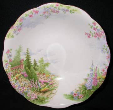 Royal Albert Kentish Rockery Bowl - Cereal/Soup