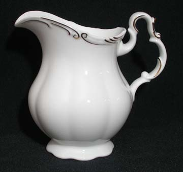 Royal Albert Orleans Creamer - Large