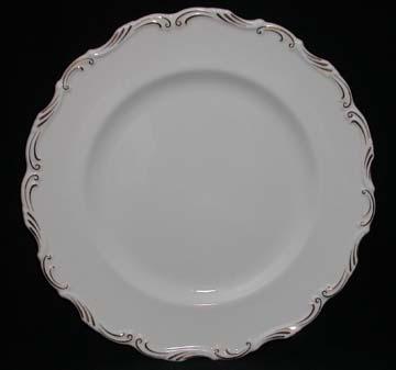 Royal Albert Orleans Plate - Dinner